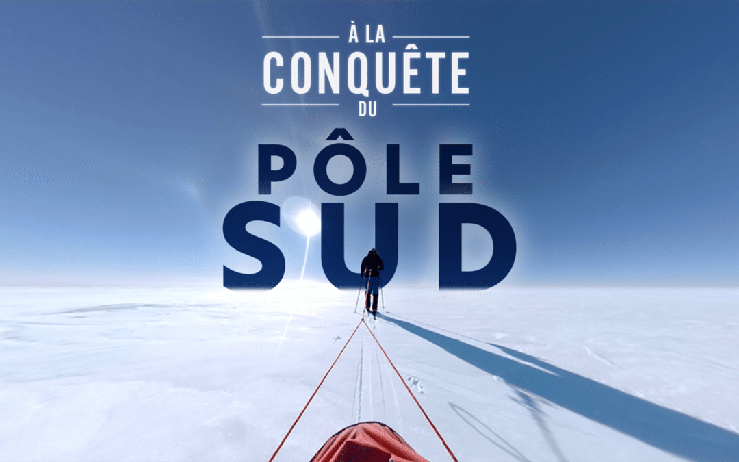 Solo to the South Pole