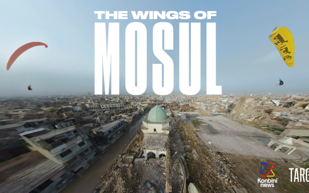 The Wings of Mosul